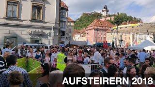 Aufsteirern 2018 - Graz