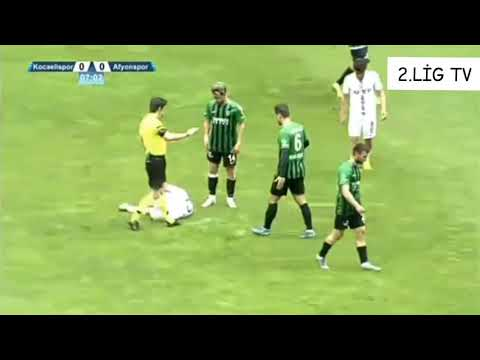 Kocaelispor 1 / Afjet Afyonspor 1 Maç Özeti 🎥 28.02.2021  2. Lig TV