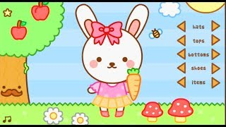 Colorful Learning game – Colors for Children to Learn with Baby Bunny & Toys, Kids Toddler Edu Video