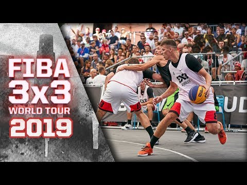 Piran V Korolev | Quater Final - Full Game | FIBA 3x3 World Tour - Lausanne Masters 2019
