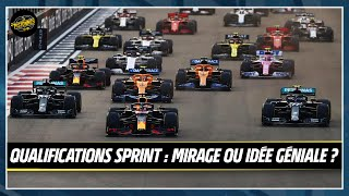 QUALIFICATIONS SPRINT : MIRAGE OU IDÉE GÉNIALE ? Les Pistonnés 40