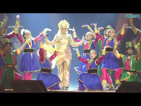 TRIBUTE TO PAK NGAH - Konsert Siti Nurhaliza On Tour Kuala Lumpur