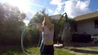 Saturday Doubles Hoop Flow w/ Kayla FlowJam