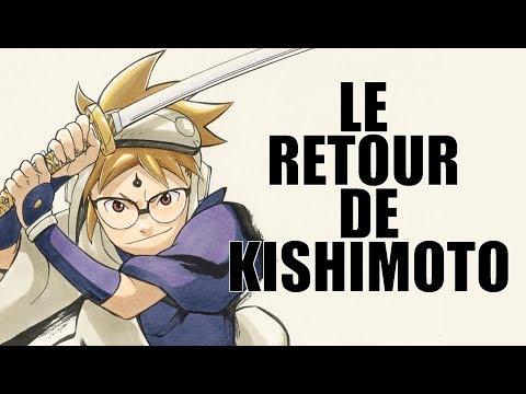 SAMURAI 8 - LE RETOUR DE KISHIMOTO