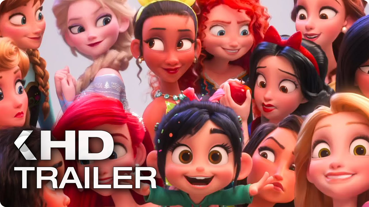 WRECK-IT RALPH 2 Trailer 3 (2018) - YouTubeWreck It Ralph Trailer 3