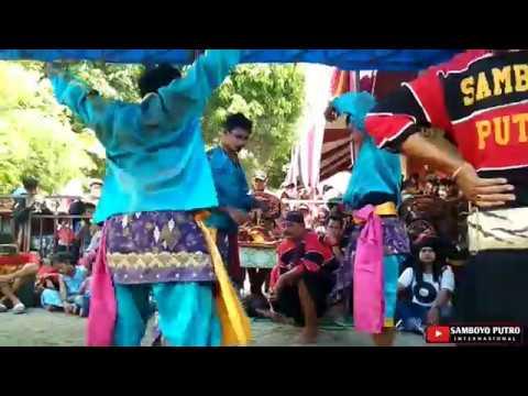 SAMBOYO PUTRO - Konco Turu Voc Wulan live MABUNG BARON