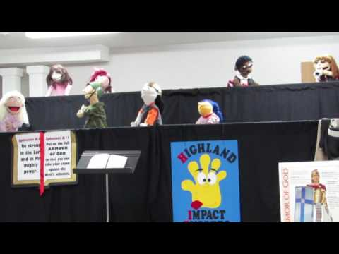 Armor of God - Christian Puppet Song | Highland Impact Puppets
