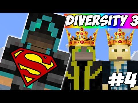 ЛЕТИ КАК СУПЕРМЕН \ ЖАРЬ КАК КОРОЛЬ \\ Diversity 3 (Арена + Элитры) #4