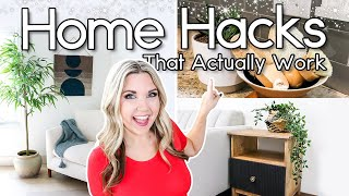 10 Home Hack Ideas You Seriously Need...I Was Blown Away!
