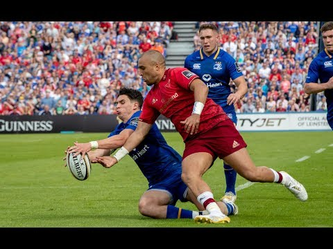 MONDAY NIGHT RUGBY | LIVE | More blues for Munster as Leinster roll on