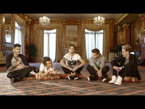 One Direction - Milan Interview
