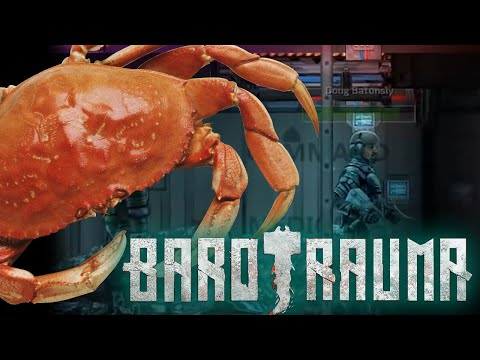 Barotrauma : The Password Game |
