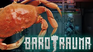 Barotrauma : The Password Game