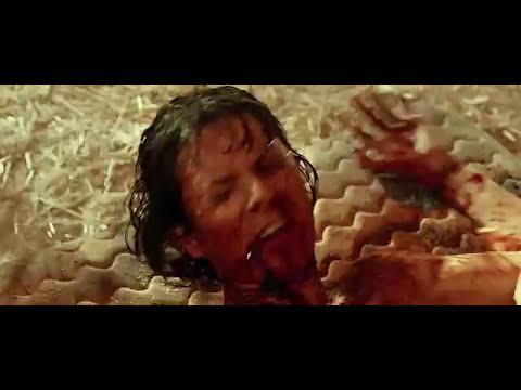 PsychoHead And SchizoHead Chainsaw Fight The Butchery #06 31 (Rob Zombie 2016)