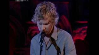 beck live union chapel nobodys fault but my own mutations
