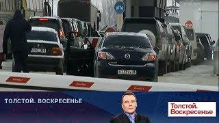 Президент Украины ввел в ряде областей военное положение - в школу и на работу можно не ходить.