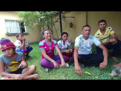 Hablando sobre como se vive el Futbol en  El Salvador. El Clásico Barcelona vs Real Madrid. Parte 8