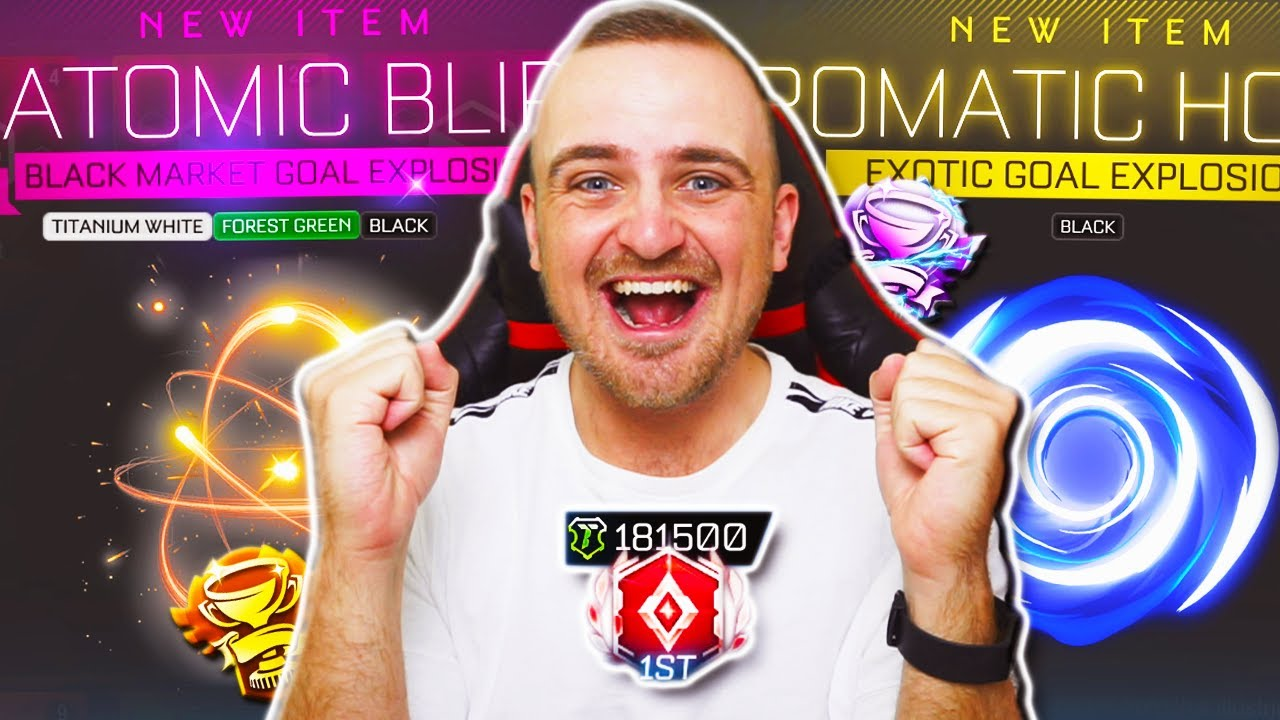 AFTER MONTHS I FINALLY GOT ANOTHER *PAINTED* ATOMIC BLIP! | Season 3 Tournament Reward Opening!