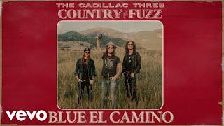 The Cadillac Three Blue El Camino