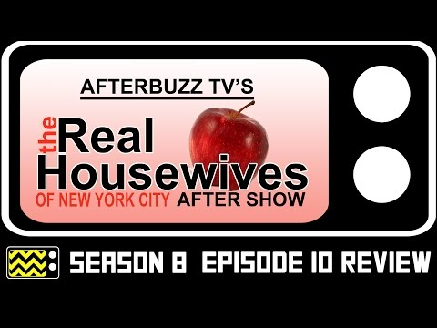 Real Housewives Of New York City Season 8 Episode 10 Review & After Show | AfterBuzz TV