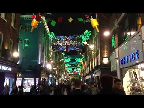 London Travel Carnaby Street United Kingdom