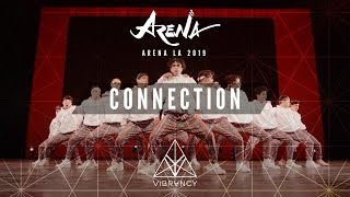 Connection | Arena LA 2019 [@VIBRVNCY Front Row 4K]