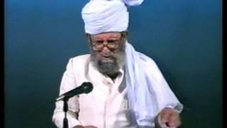 Urdu Dars Malfoozat #137, So Said Hazrat Mirza Ghulam Ahmad Qadiani(as), Islam Ahmadiyya