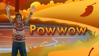 Powwow | Thanksgiving song | Fall Song | Native Americans | Jack Hartmann