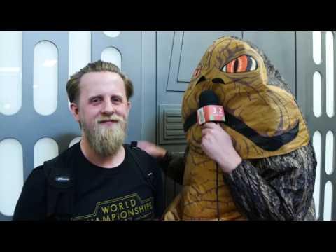 Jabba Interviews Egill Bjornsson