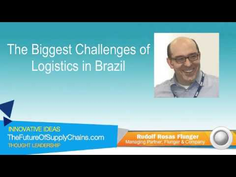 The Biggest Challenges of Logistics in Brazil
