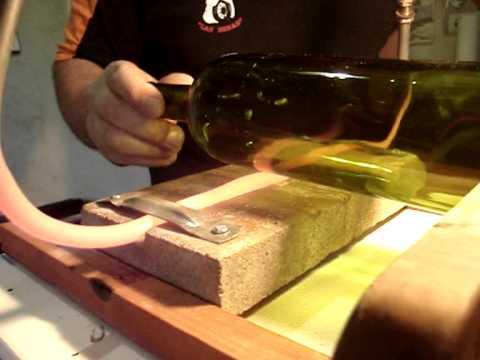 Como cortar una botella de vidrio by kala youtube - Como cortar botellas de vidrio ...