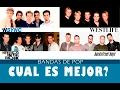 Backstreet Boys Vs Nsync Vs Nkotb Vs Westlife Cual Es Tu Favorito Boybands De Pop  Mp3 - Mp4 Download