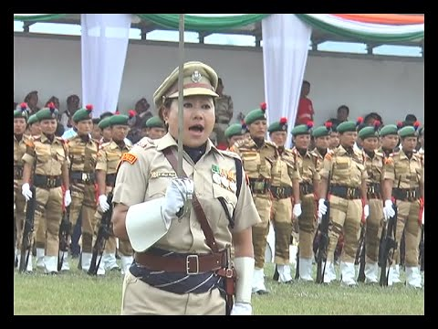 NORTHEAST REGION CELEBRATES 70TH INDEPENDENCE DAY WITH PRIDE AND GAIETY