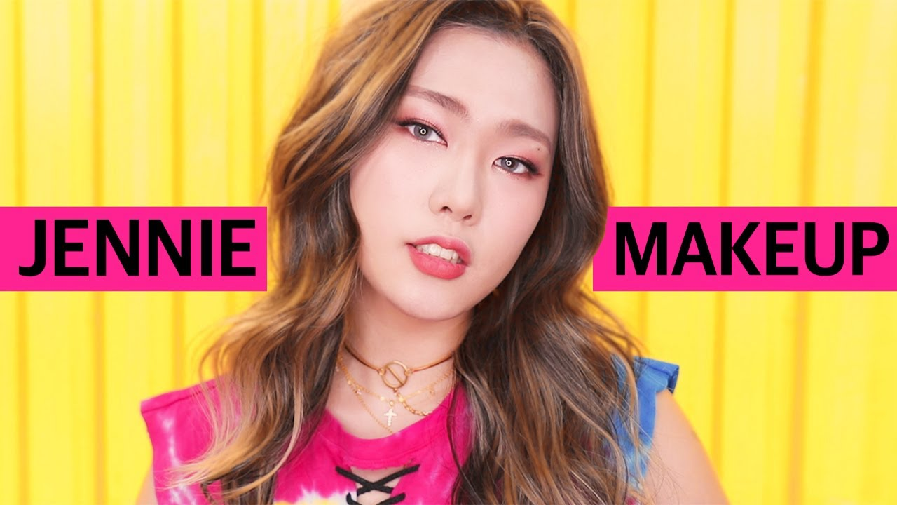 Download 블랙핑크 제니 메이크업 Blackpink Jennie makeup tutorial | SSIN