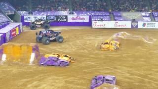 Son-Uva Digger Freestyle Truck Monster Jam 2016