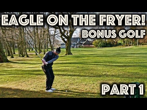 EAGLE ON THE FRYER! Dunham Forest Bonus Golf - Part 1
