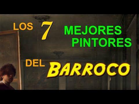 Las BarroListas - Los siete mejores pintores del Barroco