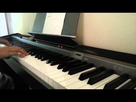 愛上你 - By2 (Piano Solo)