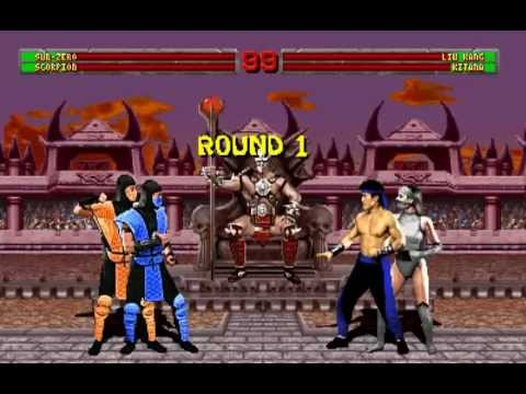 Mortal Kombat 2 Unlimited + Download Link (fixed)