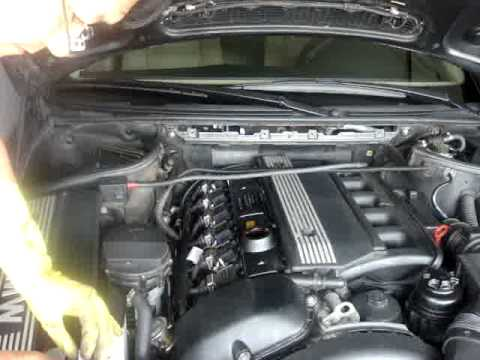 Oxygen Sensor 1999 Bmw 328i 0001 Wmv Youtube
