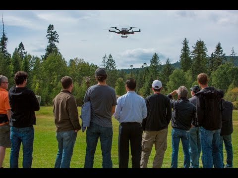Quadrocopter ALTA Training Course