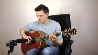 Ed Sheeran - The A Team - Fingerstyle Guitar / Acoustic Interpretation