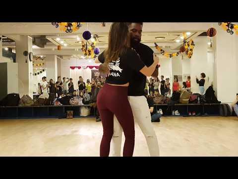 Gwany & Liliana, Tarraxo @ Seoul Kizomba Competition 2018