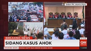 Video Sidang Perdana Kasus Ahok, Dakwaan & Keberatan (FULL) download MP3, 3GP, MP4, WEBM, AVI, FLV November 2017