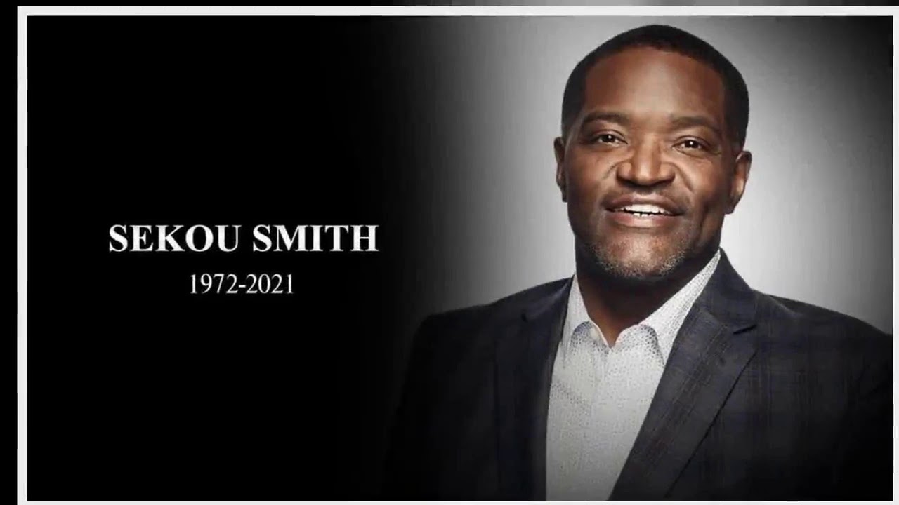 NBA reporter and analyst Sekou Smith dies at 48 due to COVID-19