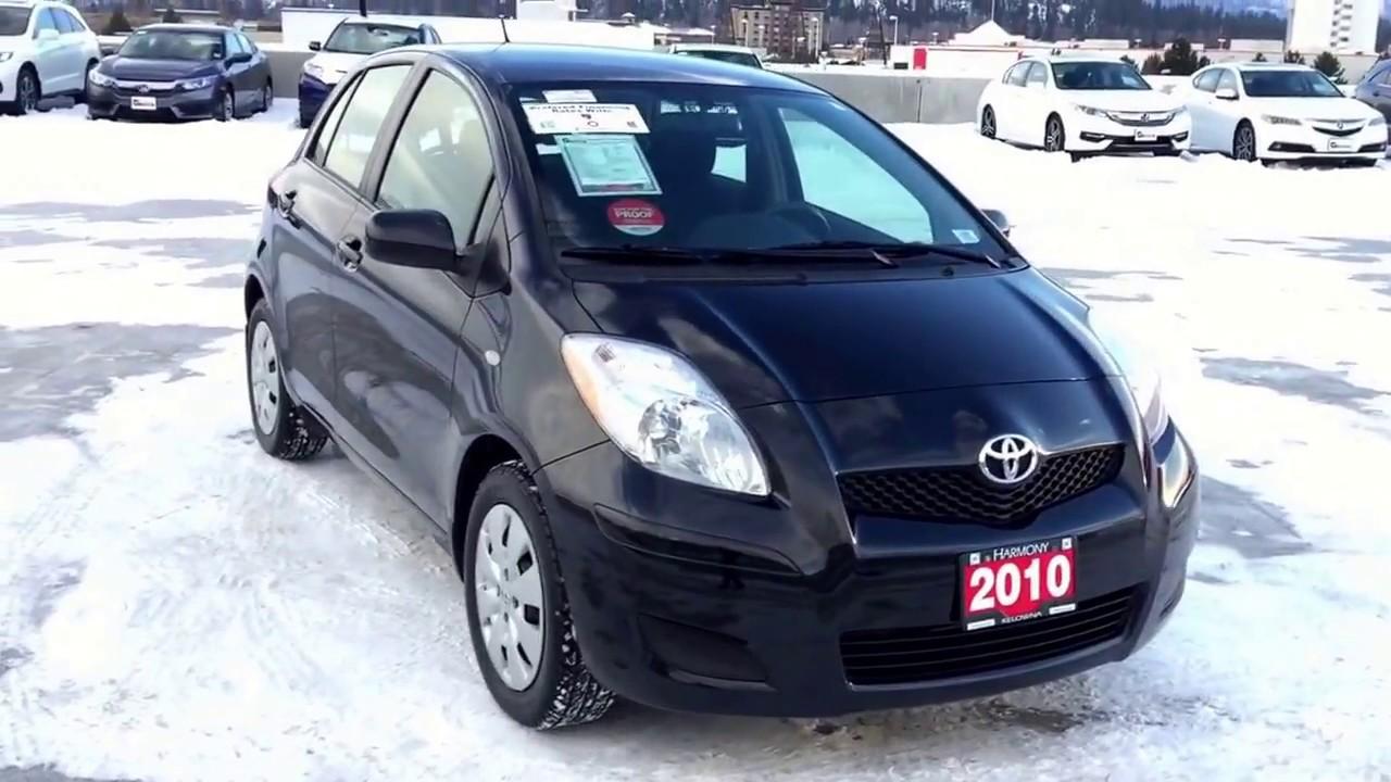 Kelebihan Toyota Yaris 2010 Top Model Tahun Ini