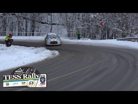 CNR - Tess Rally Brasov 2018 [4K] - Crash and Show