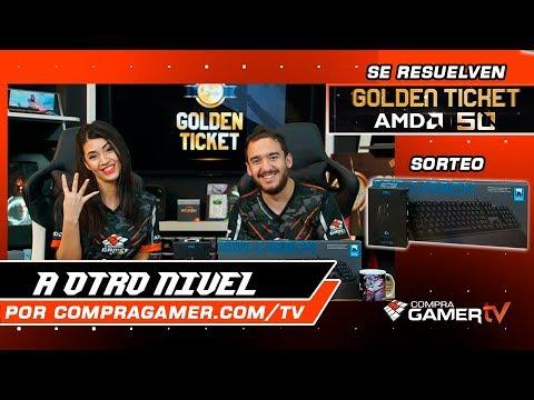 Download Ganá $50.000 con #AMD -Viernes 28 a las 21hrs #AOtroNivel   #CompraGamerTV