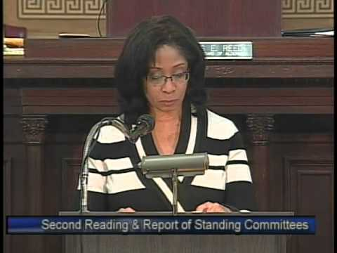 St. Louis Board of Aldermen Meeting: 1/30/15