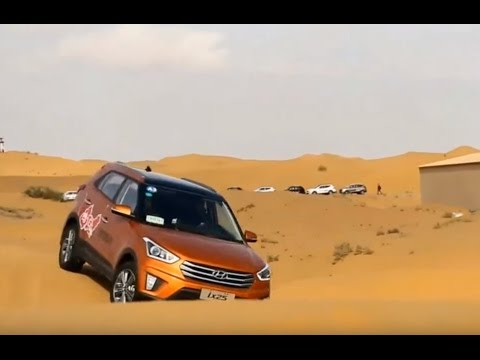 Test drive Hyundai Creta ix25 Part 6